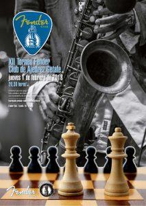 XII torneo de ajedrez