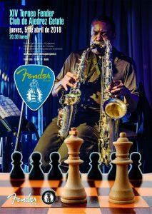 XIV torneo ajedrez